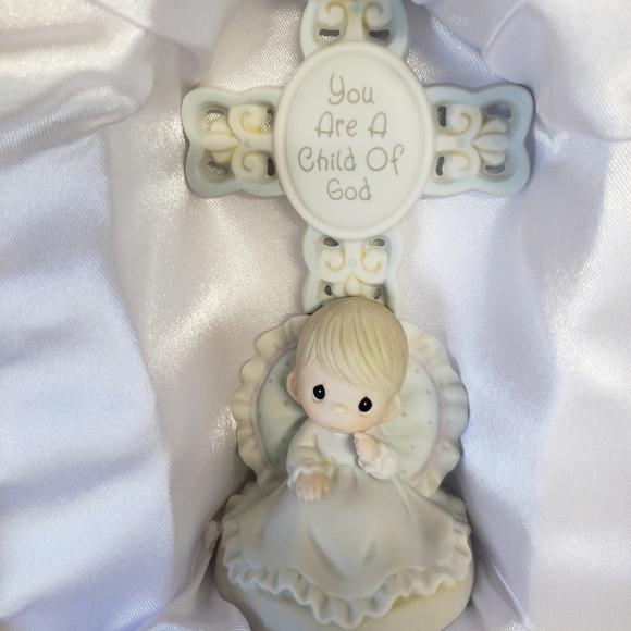 "Baptism Gift Precious Moments ""Boy"""